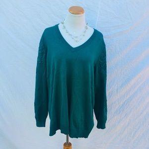 Long sleeve blouse 22/24